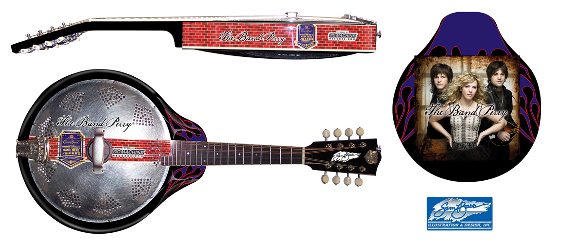 2012 Brickyard Mandolin