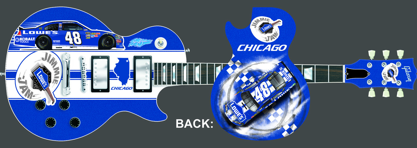 2012 Jimmie Jam Chicago Guitar