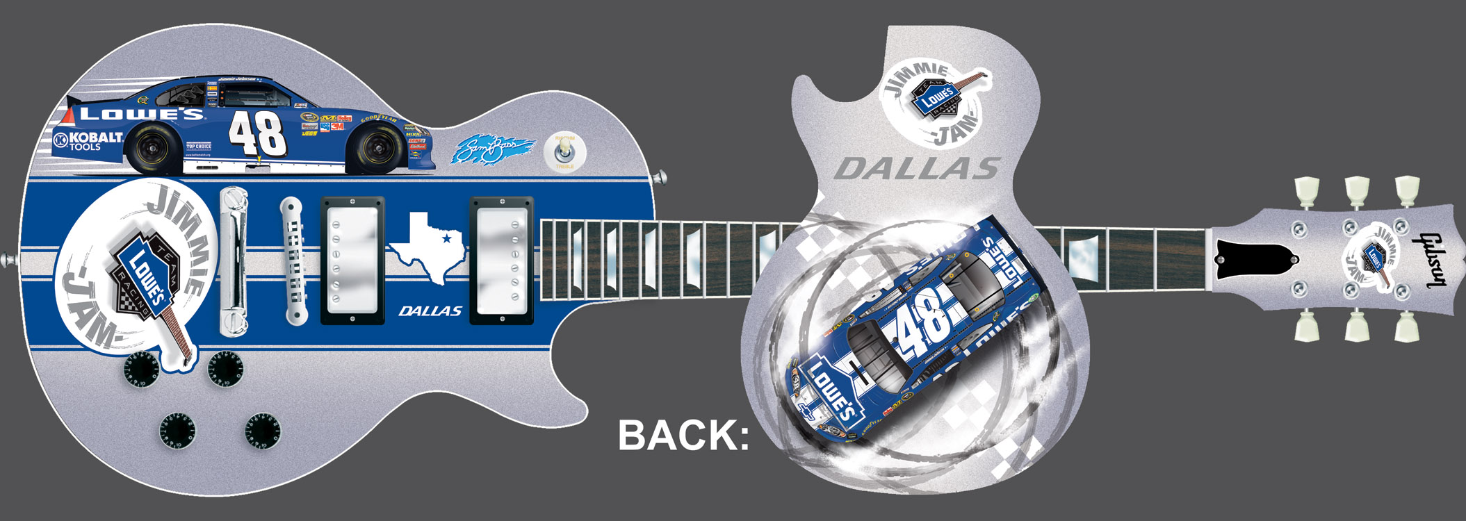 2012 Jimmie Jam Dallas Guitar