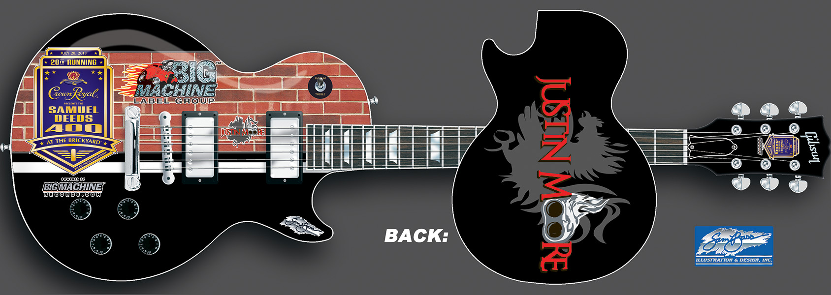 2013 Brickyard Guitar
