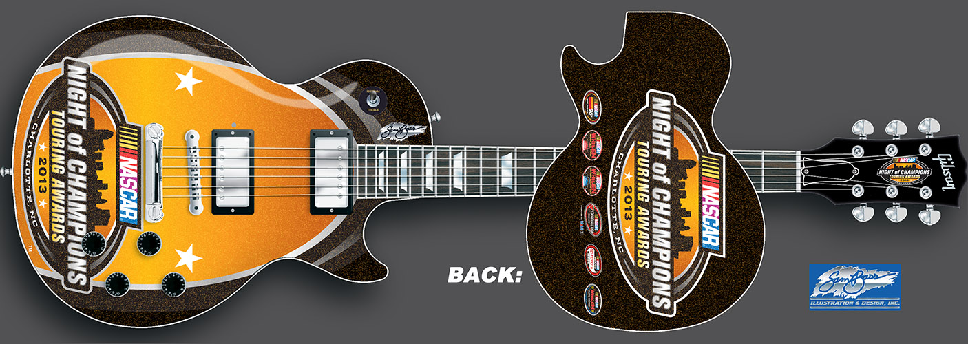 2013 Night of Champions Guitar 1